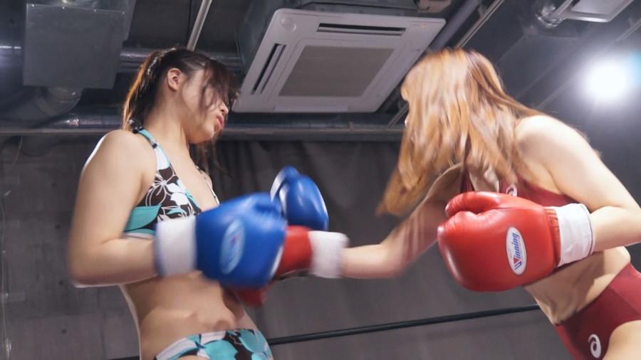 【HD】女神たちの拳闘1 サンプル画像09