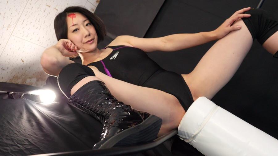 【HD】艶女プロレス1 サンプル画像08