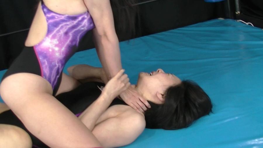 【HD】艶女プロレス1 サンプル画像11