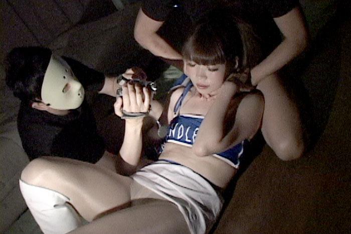 傲慢女首絞めレイプvol.2 ─屈辱男達の首絞め制裁─ サンプル画像03