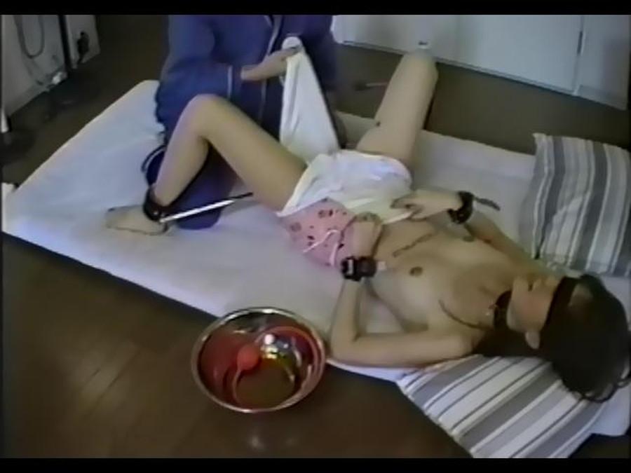 赤ちゃんジャーナル ビデオ版 羞恥おむつ責め サンプル画像02