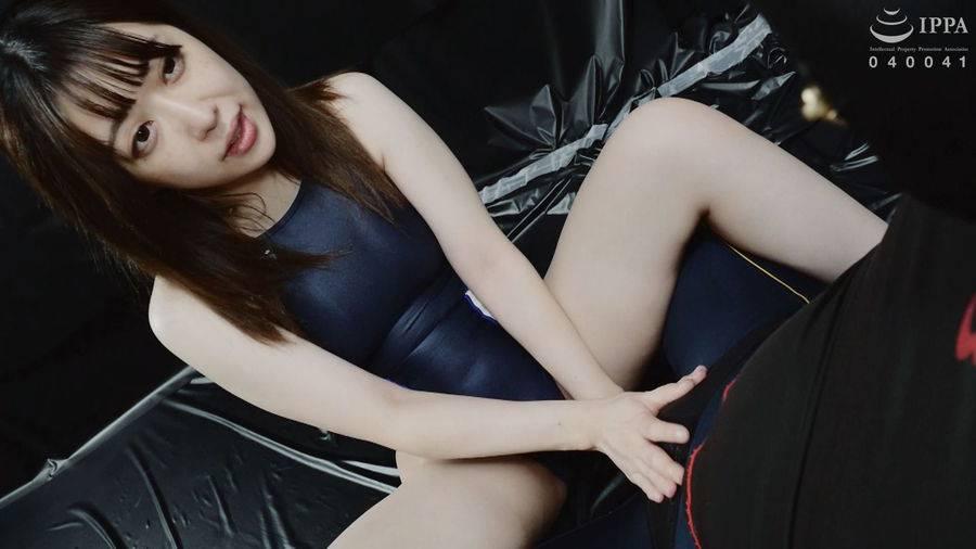 【HD】競泳水着と可愛い子 05 サンプル画像03