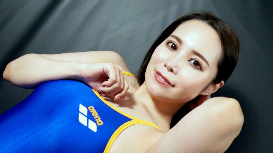 【HD】競泳水着と可愛い子 06 サンプル画像01