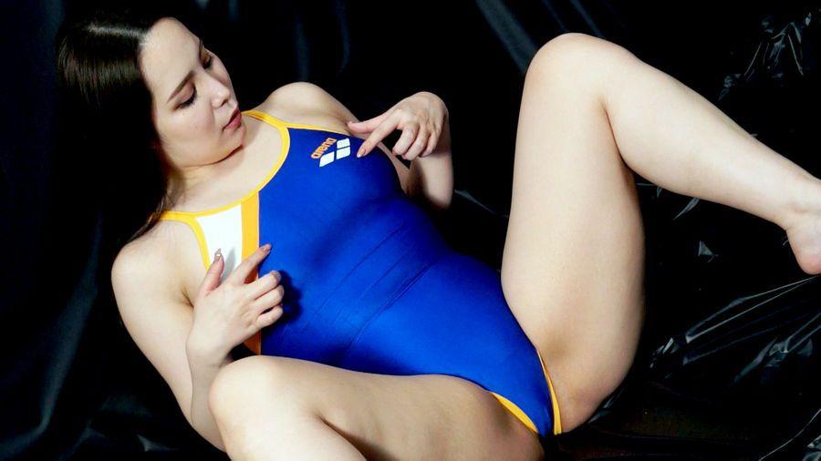 【HD】競泳水着と可愛い子 06 サンプル画像03