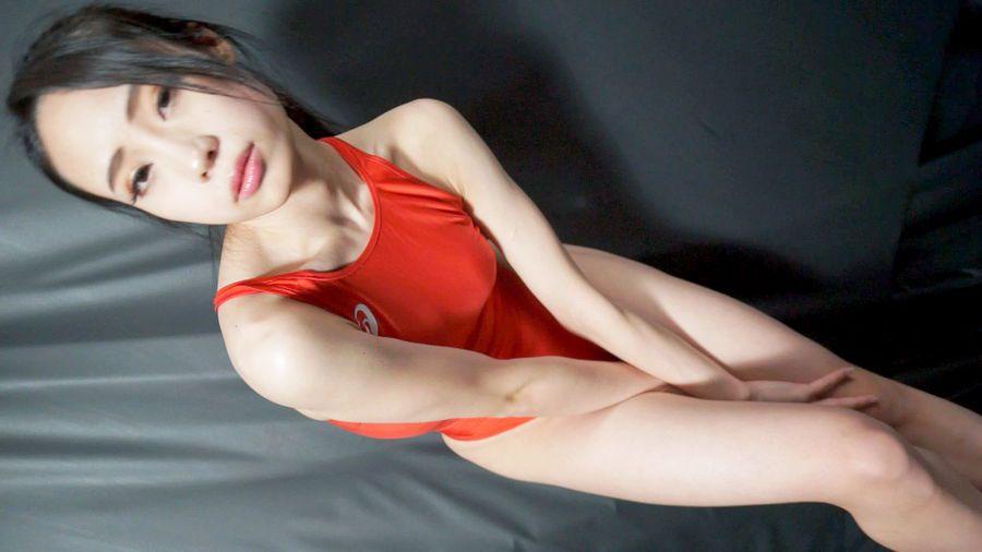 【HD】競泳水着と可愛い子 07 サンプル画像02