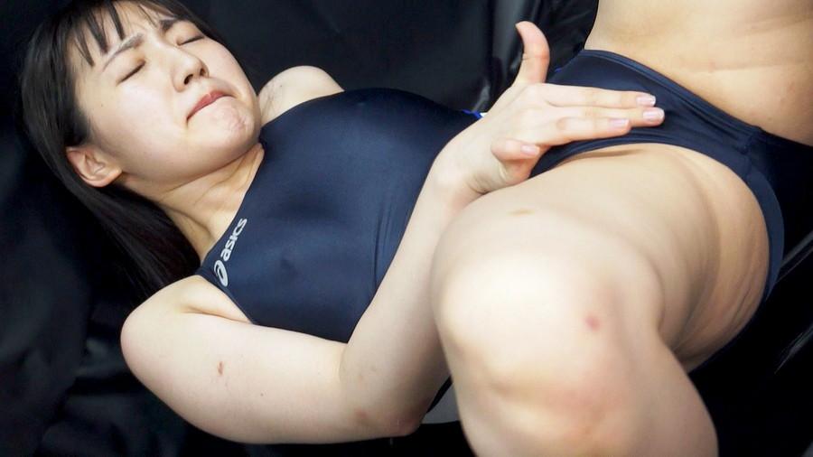 【HD】競泳水着と可愛い子 10 サンプル画像12