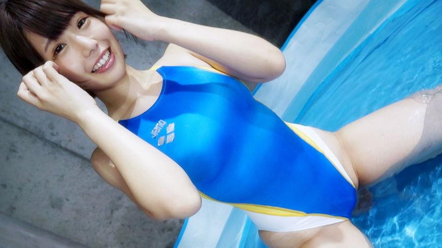 【HD】競泳水着倒錯世界 01 サンプル画像02