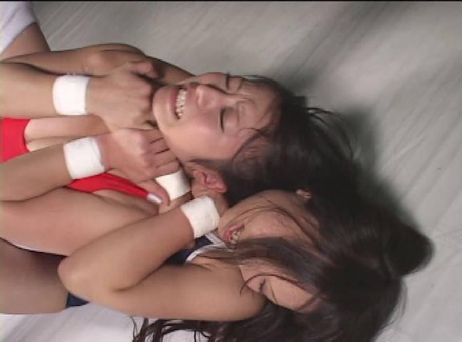 キャットファイトオムニバス 絞め技集 2【プレミアム会員限定】 サンプル画像09