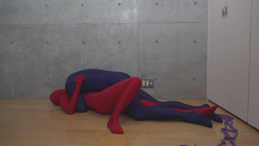 【HD】アニマ 乃 全身タイツ2 サンプル画像04