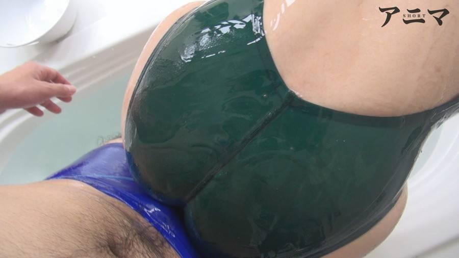 【HD】競水競パンぬるぬる相互猥褻 サンプル画像04