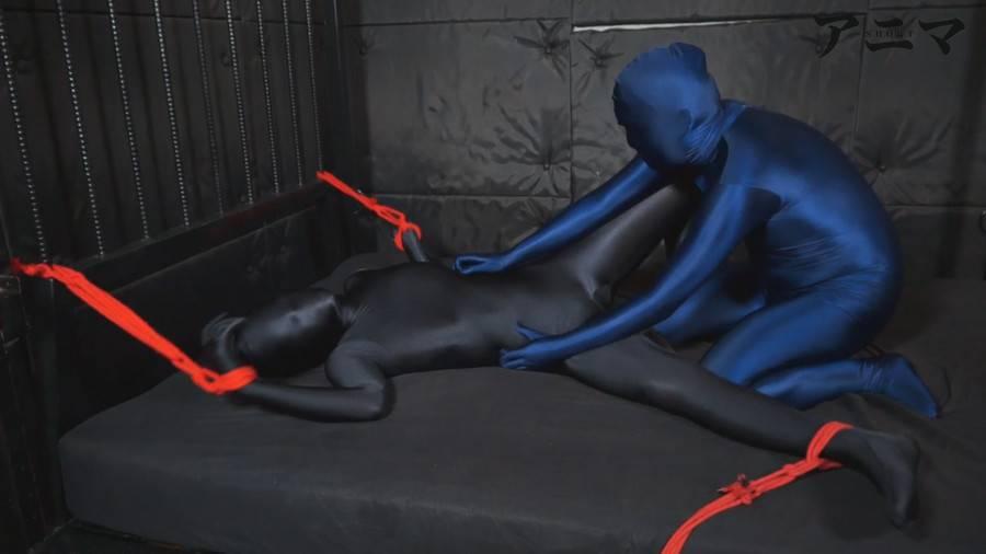 【HD】素人女性ゼンタイくすぐり拘束敏感くねくね サンプル画像07