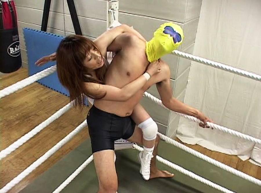 ミックスファイトオムニバス 女攻めリミックス 1【プレミアム会員限定】 サンプル画像12