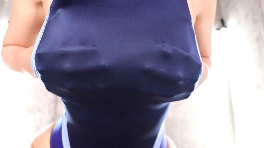 【HD】競泳水着フェチプレイ 01 サンプル画像04