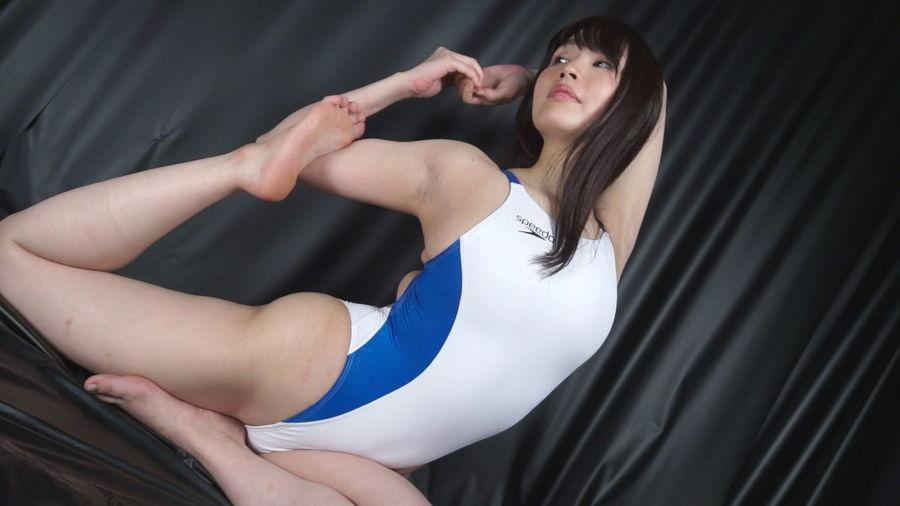 【HD】競泳水着フェチプレイ 01 サンプル画像11