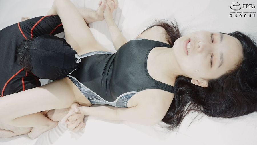 【HD】競泳水着フェチプレイ 02 サンプル画像01