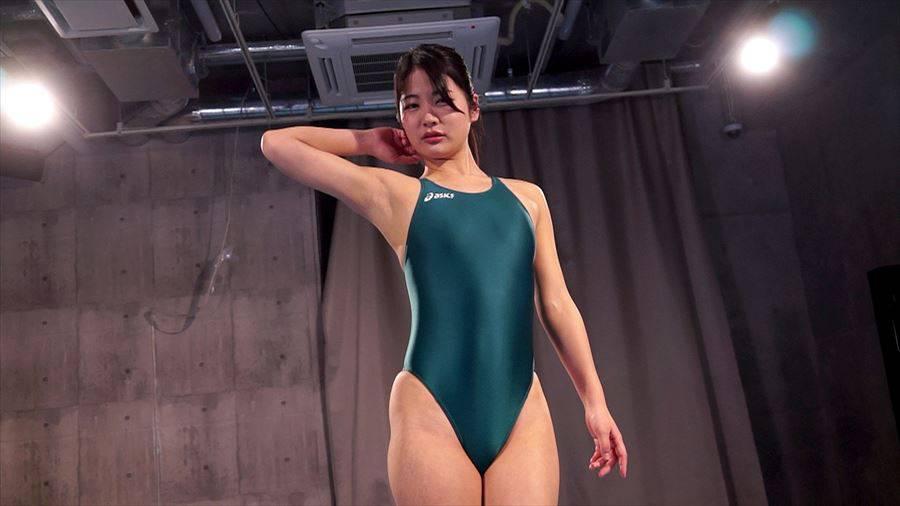 【HD】競泳ファクトリー -黒髪美少女あおいちゃん- サンプル画像06