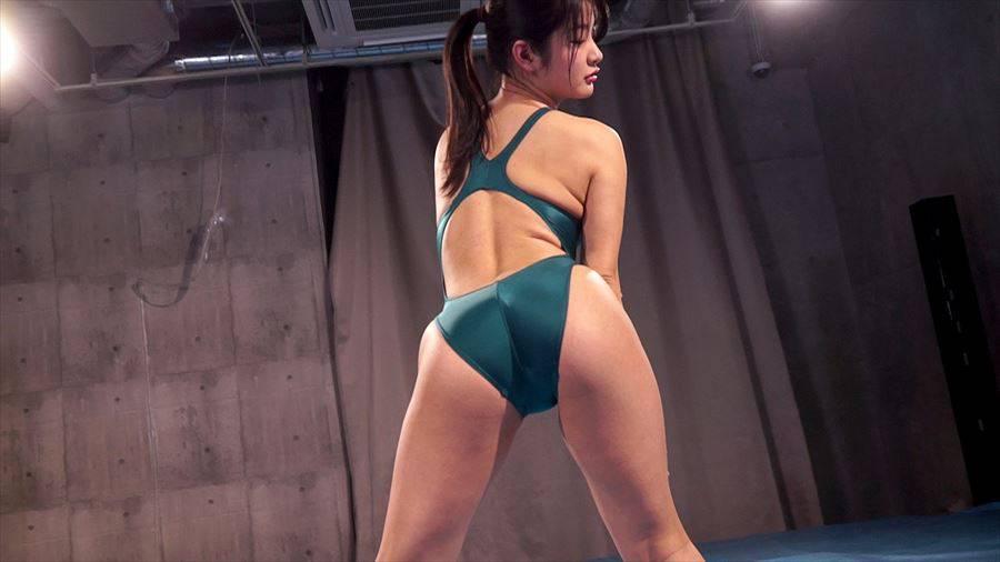 【HD】競泳ファクトリー -黒髪美少女あおいちゃん- サンプル画像07