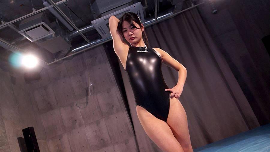 【HD】競泳ファクトリー -黒髪美少女あおいちゃん- サンプル画像10