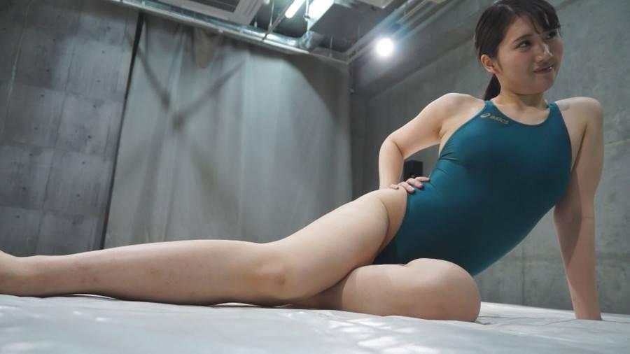 【HD】競泳ファクトリー -清純美少女真悠ちゃん- サンプル画像05