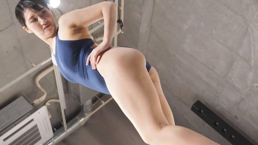 【HD】競泳ファクトリー -清純美少女真悠ちゃん- サンプル画像09