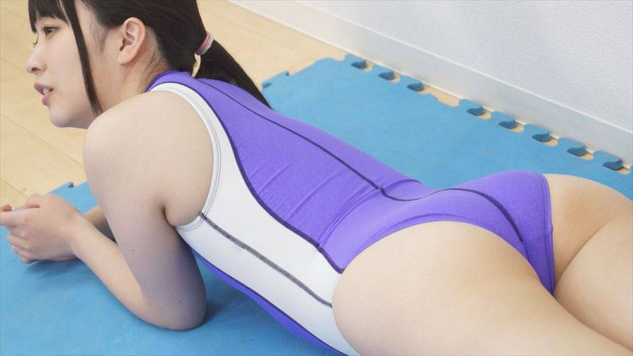 【HD】桜木優希音と競泳水着 サンプル画像04