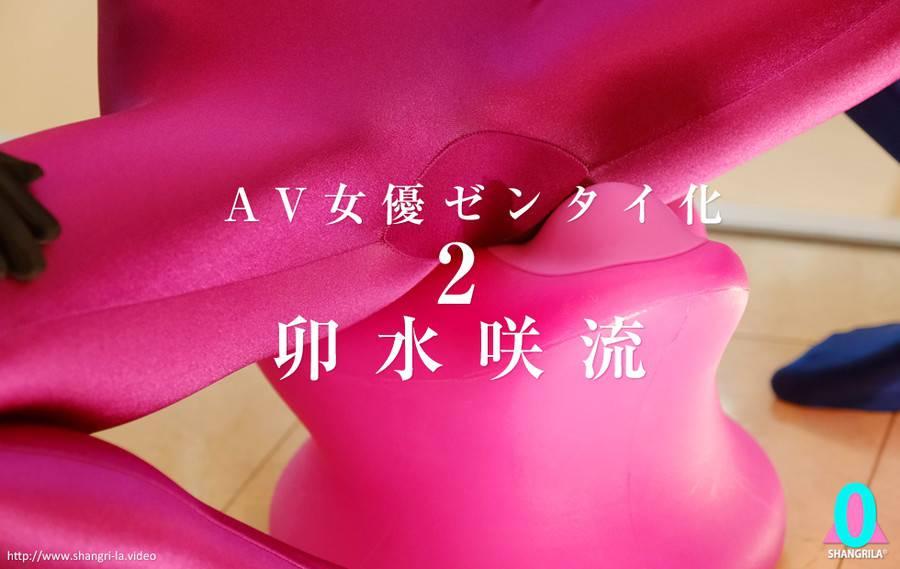 【HD】AV女優ゼンタイ化2 卯水咲流 サンプル画像05