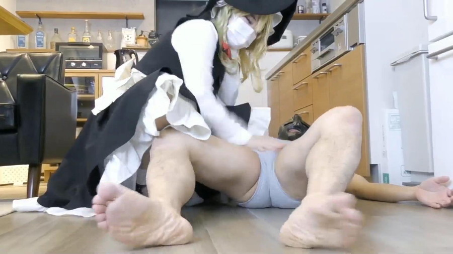 【HD】ツキ魔〇沙のポチ育成日記 サンプル画像04