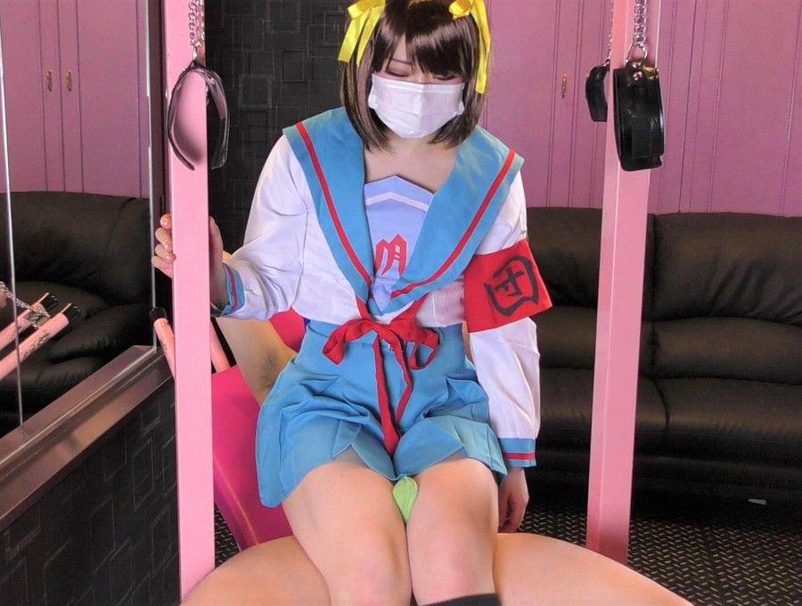 【HD】ツキ女王様のコスプレCBT統合版3 サンプル画像02