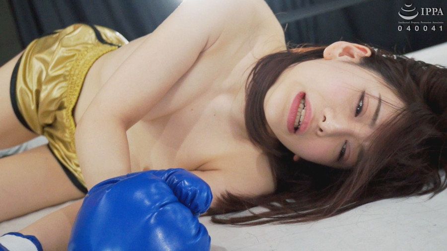 【HD】腹パンチ女子ボクシング 02【プレミアム会員限定】 サンプル画像03