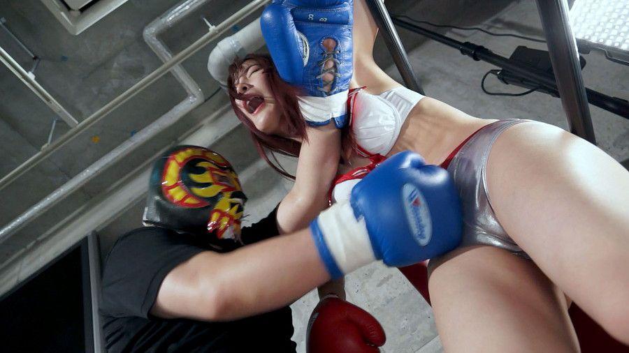 【HD】ボディブロウボクシングMIX01【プレミアム会員限定】 サンプル画像02