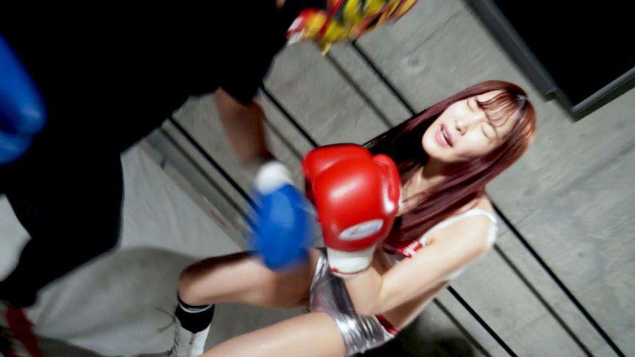 【HD】ボディブロウボクシングMIX01【プレミアム会員限定】 サンプル画像04