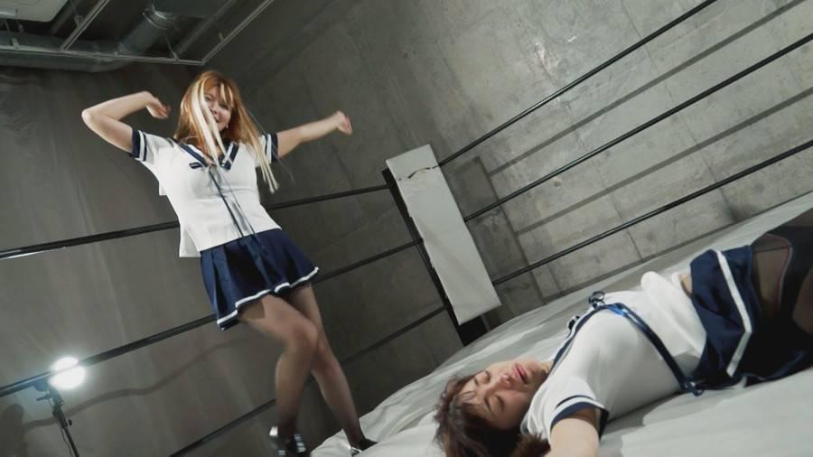 【HD】カスタムマッチCATFIGHT 17【プレミアム会員限定】 サンプル画像07