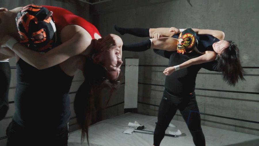 【HD】カスタムマッチMIXED FIGHT 06【プレミアム会員限定】 サンプル画像10