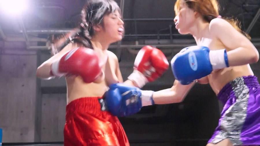【HD】カスタムマッチ ボクシング編02 サンプル画像04