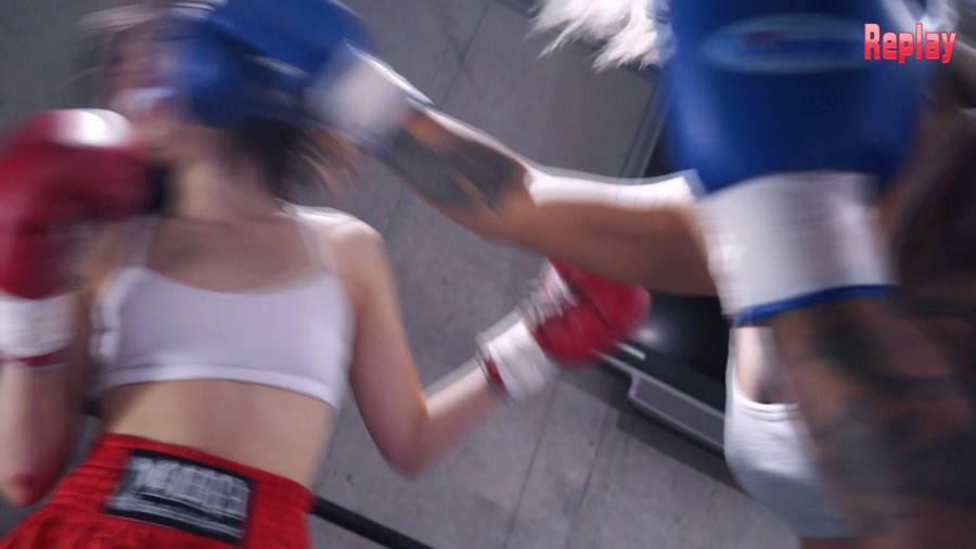 【HD】カスタムマッチ ボクシング編03 サンプル画像03