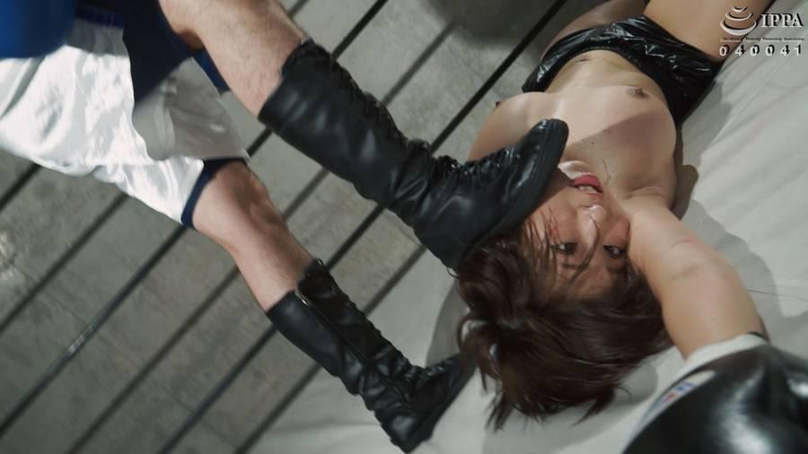 【HD】男女対決トップレスボクシング01 乙アリス編【プレミアム会員限定】 サンプル画像01