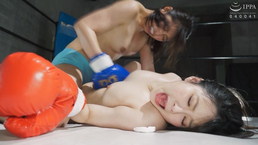 【HD】激闘★トップレス女子ボクシング vol.01【プレミアム会員限定】 サンプル画像01