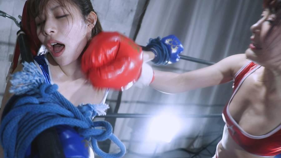 【HD】敗者ドミネーション女子ボクシング VOL.01【プレミアム会員限定】 サンプル画像02