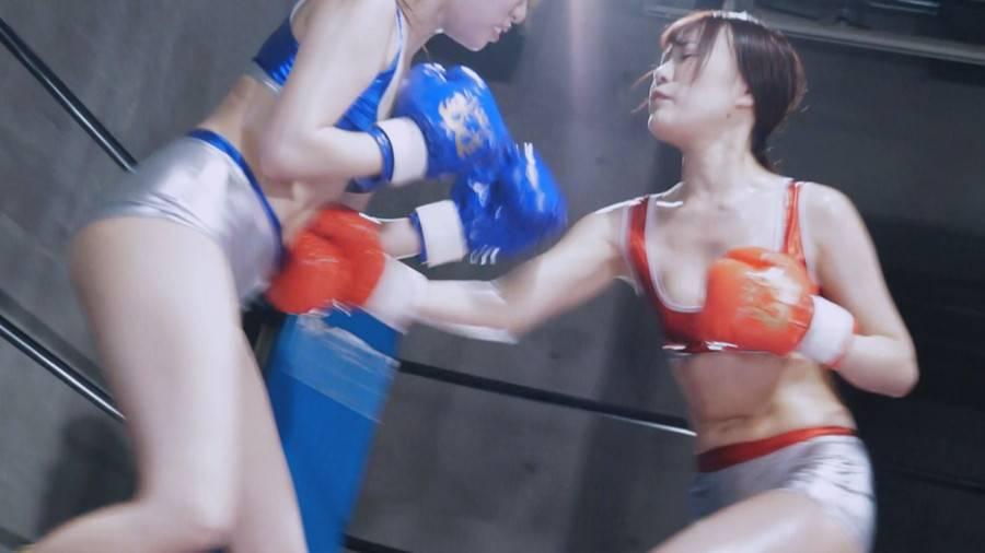 【HD】敗者ドミネーション女子ボクシング VOL.01【プレミアム会員限定】 サンプル画像04