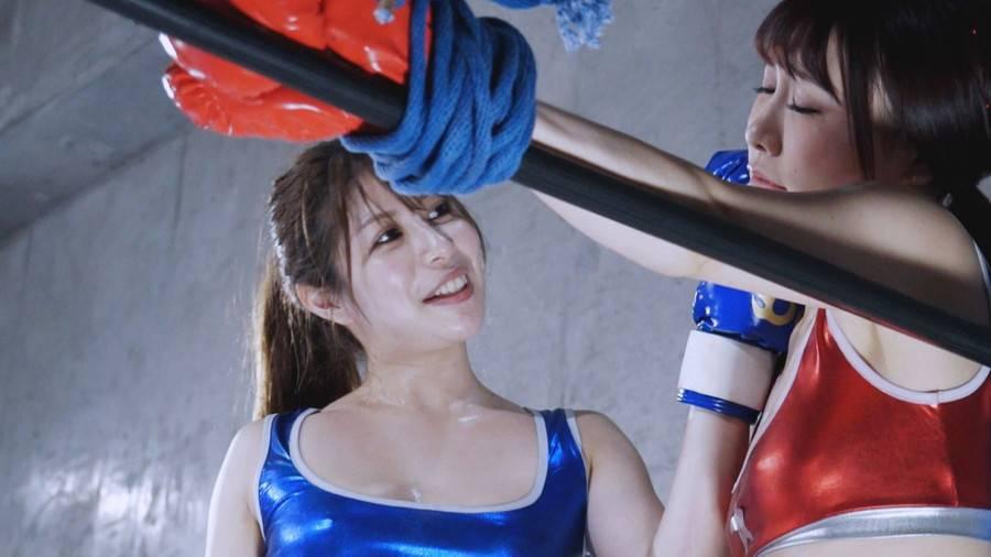 【HD】敗者ドミネーション女子ボクシング VOL.01【プレミアム会員限定】 サンプル画像07