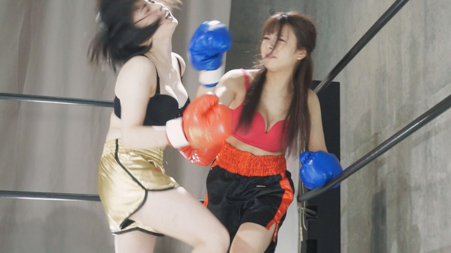 【HD】敗者ドミネーション女子ボクシング VOL.02【プレミアム会員限定】 サンプル画像03