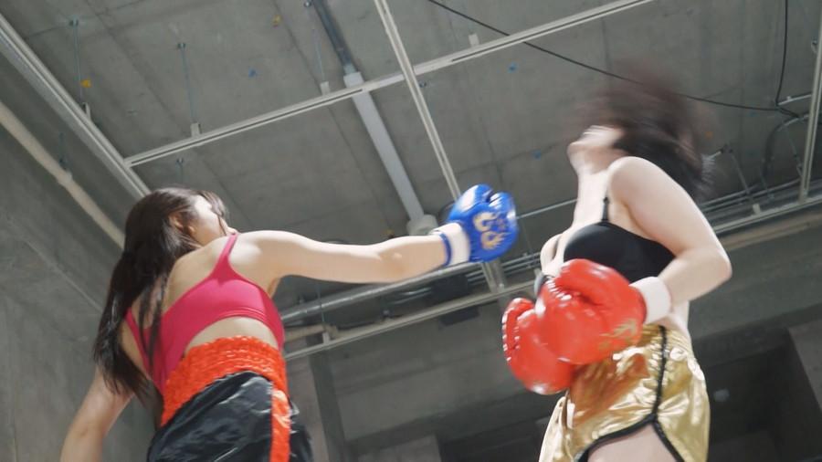 【HD】敗者ドミネーション女子ボクシング VOL.02【プレミアム会員限定】 サンプル画像04