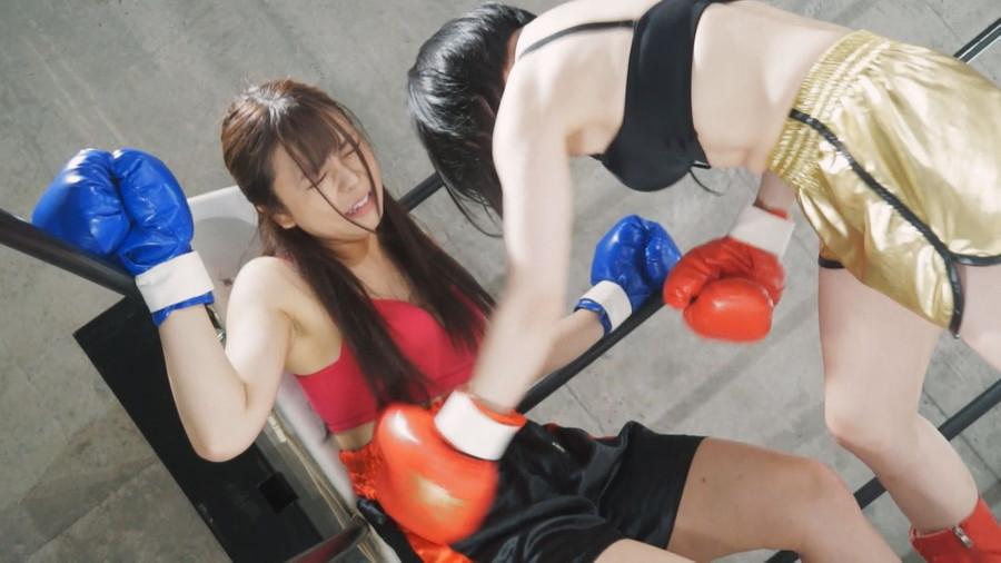 【HD】敗者ドミネーション女子ボクシング VOL.02【プレミアム会員限定】 サンプル画像08