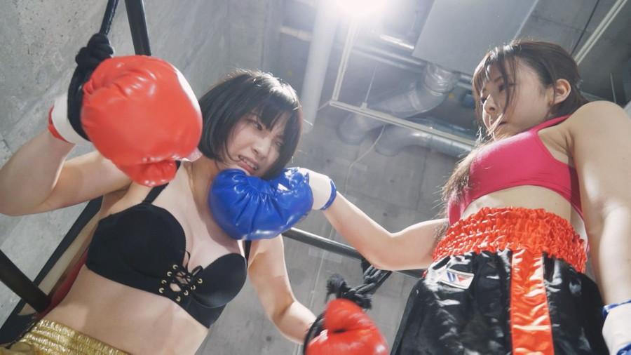 【HD】敗者ドミネーション女子ボクシング VOL.02【プレミアム会員限定】 サンプル画像10