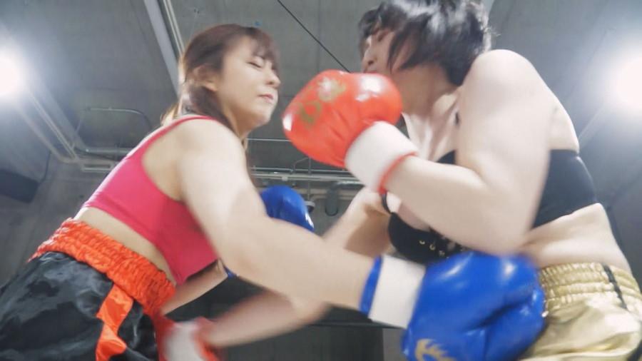 【HD】敗者ドミネーション女子ボクシング VOL.02【プレミアム会員限定】 サンプル画像11