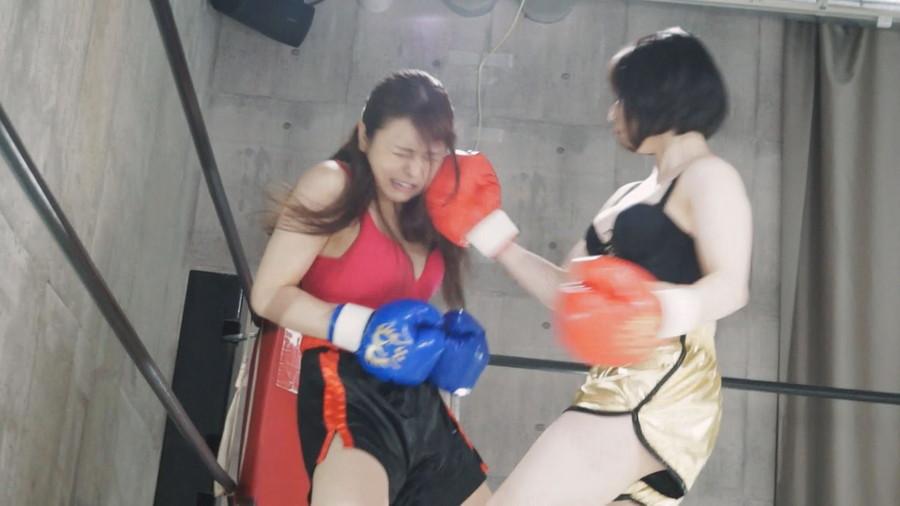 【HD】敗者ドミネーション女子ボクシング VOL.02【プレミアム会員限定】 サンプル画像12