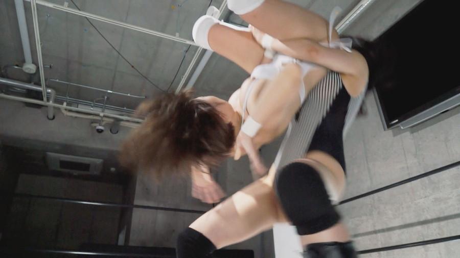 【HD】新被虐系女子プロレス02【プレミアム会員限定】 サンプル画像08