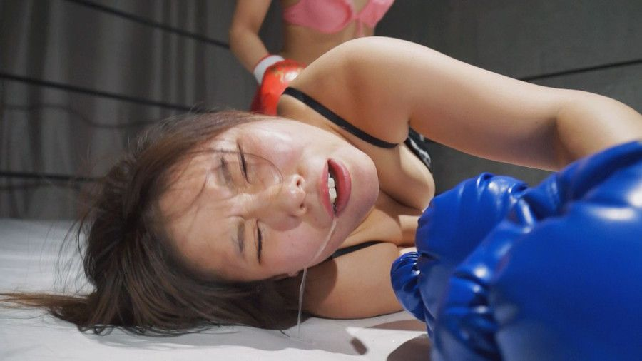 【HD】腹パンチアンダーグラウンド女子ボクシング 01【プレミアム会員限定】 サンプル画像07