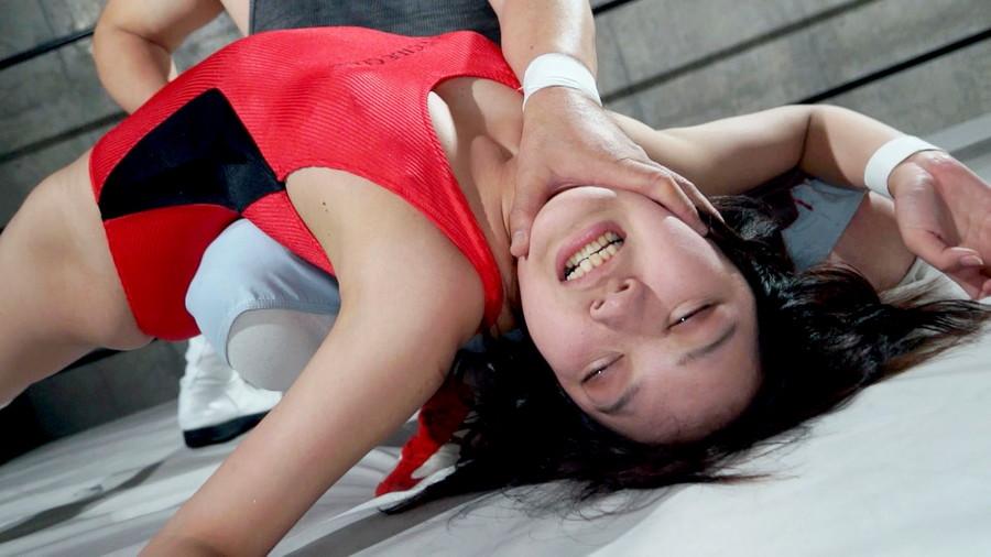 【HD】女子プロレスラードミネーション敗北 02【プレミアム会員限定】 サンプル画像05