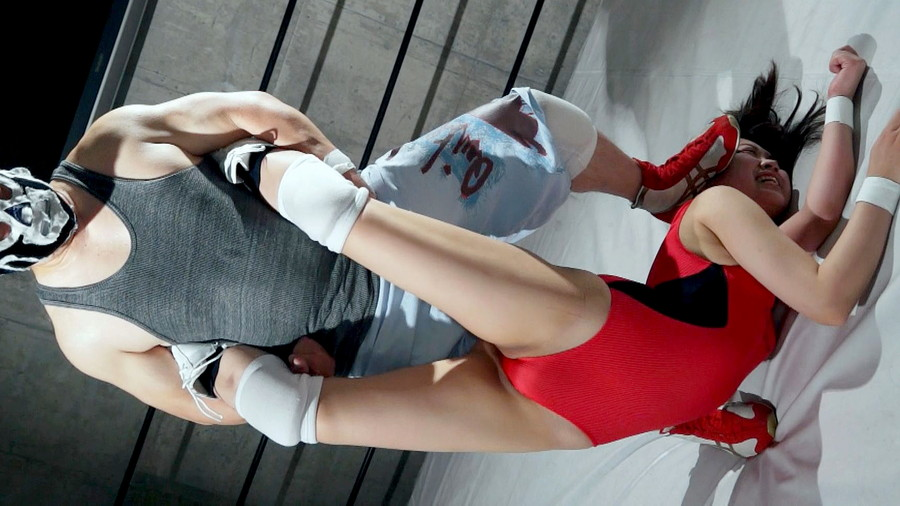 【HD】女子プロレスラードミネーション敗北 02【プレミアム会員限定】 サンプル画像11